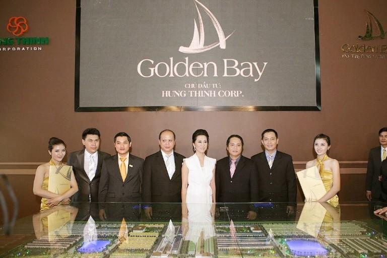 chủ đầu tư dự án golden bay