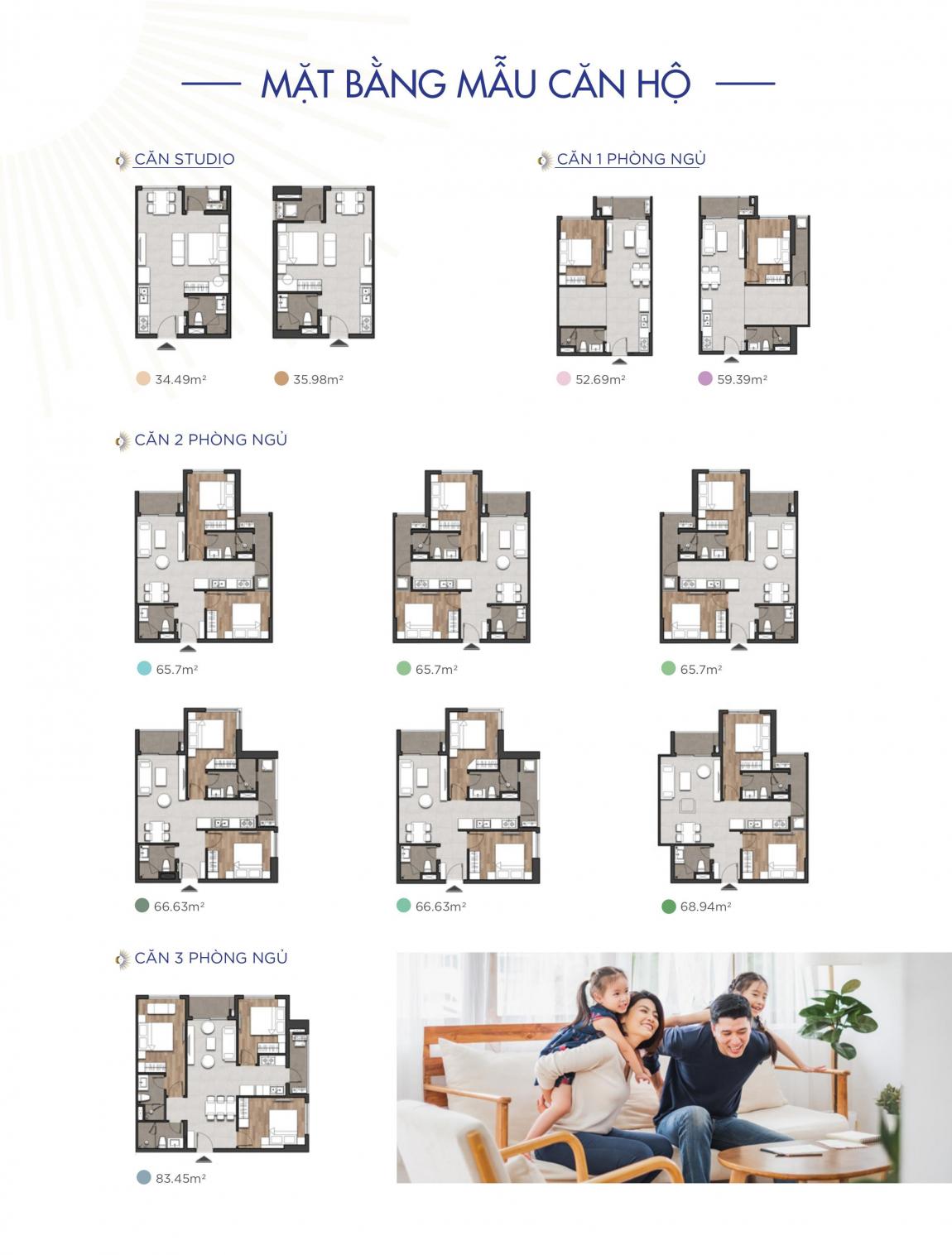 mặt bằng căn hộ moonlight centre point 7