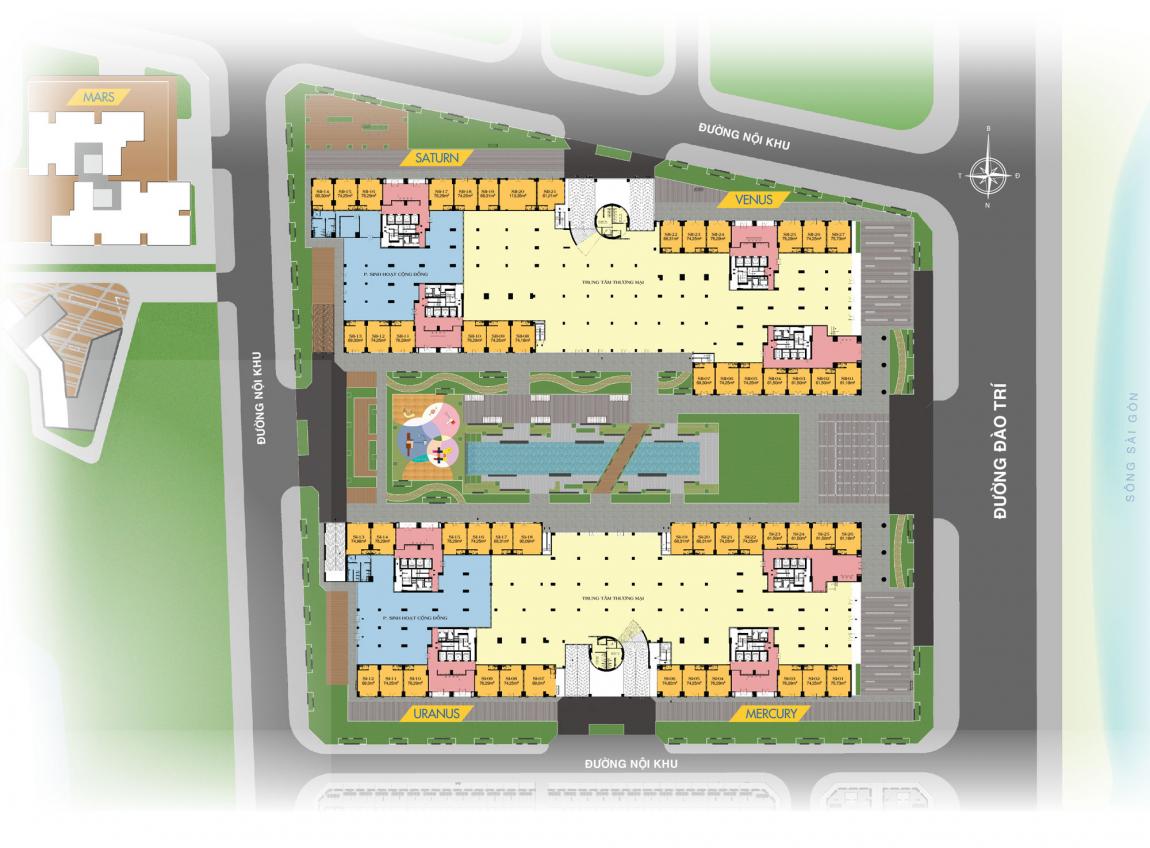 shop house căn hộ q7 saigon riverside quận 7 2