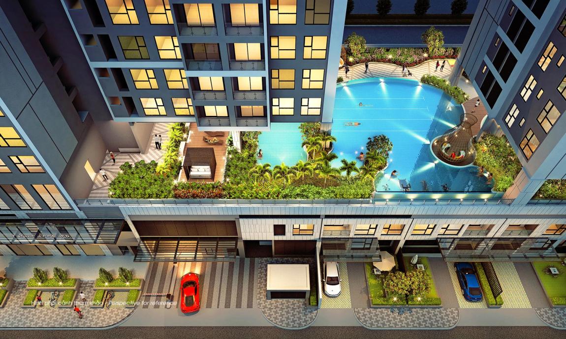 shop house căn hộ q7 saigon riverside quận 7 7