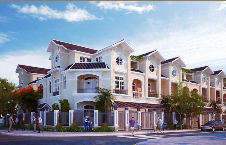 mẫu thiết kế nhà tại dự án golden bay cam ranh 2
