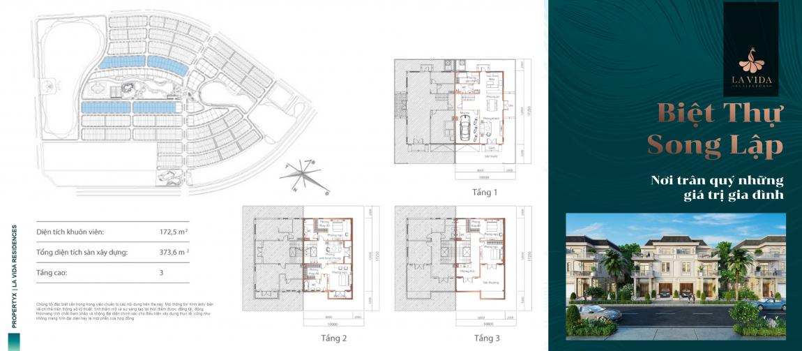 mẫu thiết kế dự án lavida residences 6