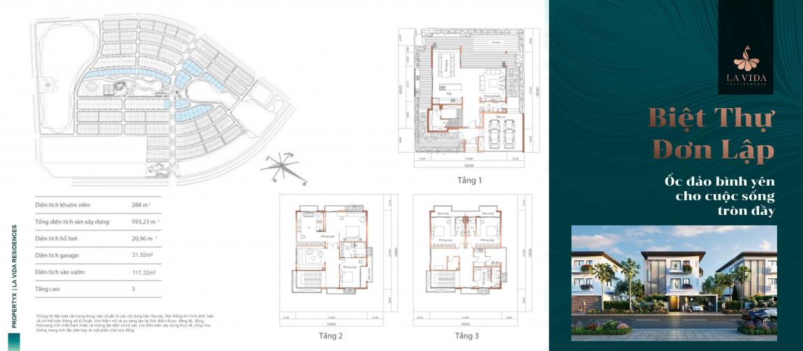 mẫu thiết kế dự án lavida residences 8
