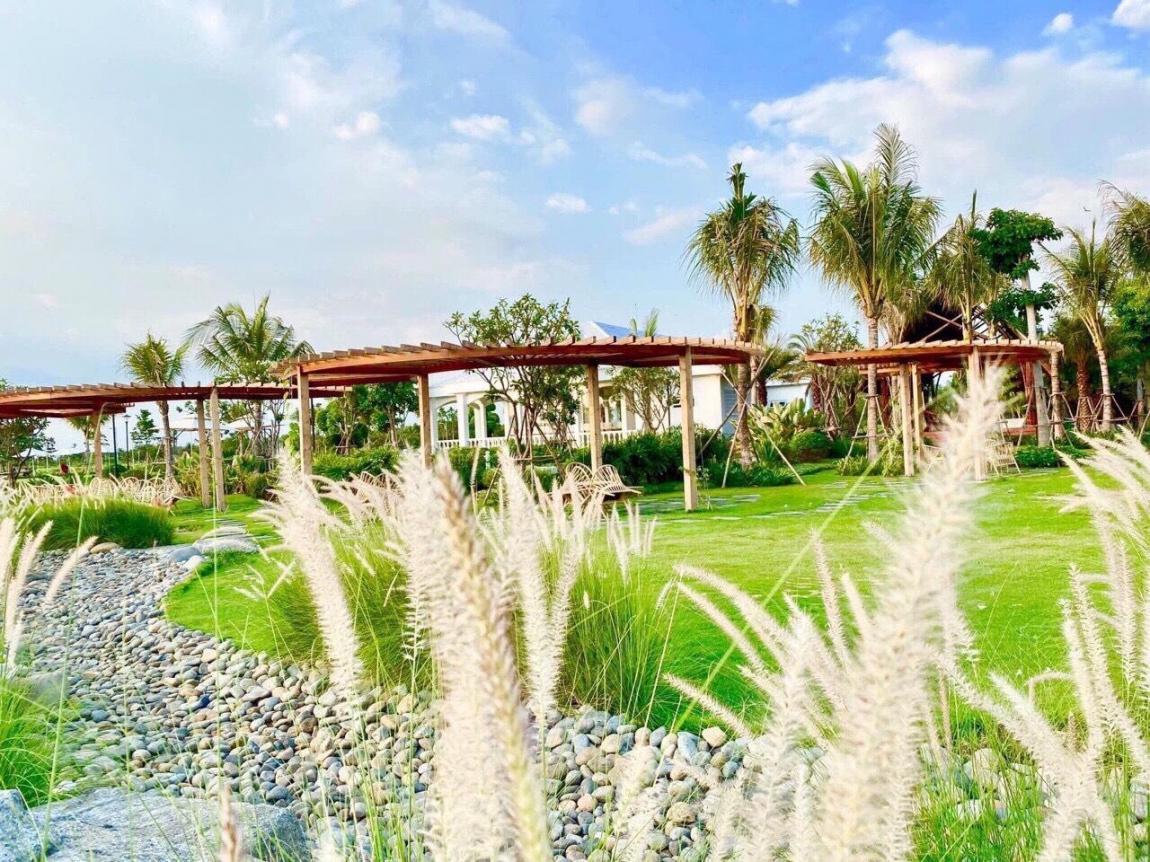 hình ảnh thực tế dự án biệt thự vườn saigon garden riverside quận 9 12