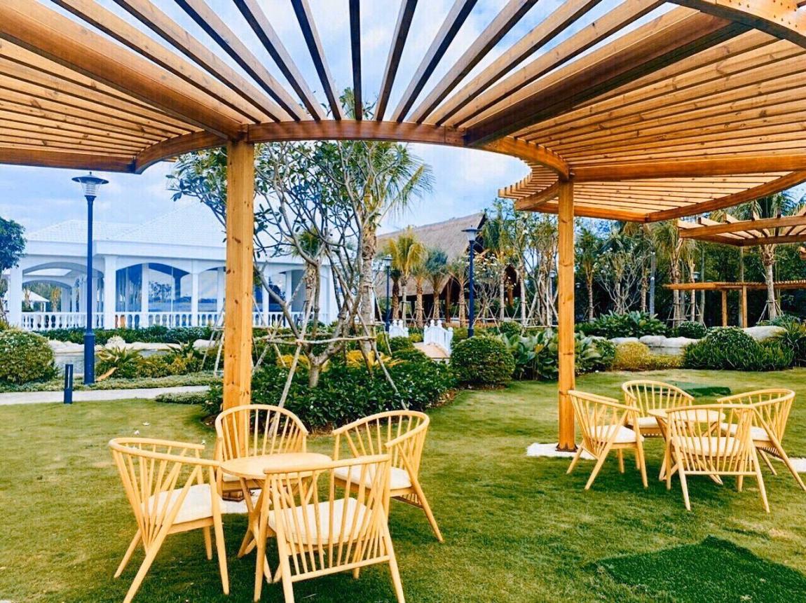 hình ảnh thực tế dự án biệt thự vườn saigon garden riverside quận 9 9