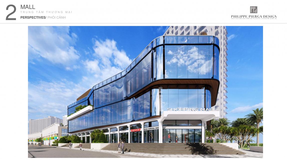 shop house dự án hồ tràm complex 2