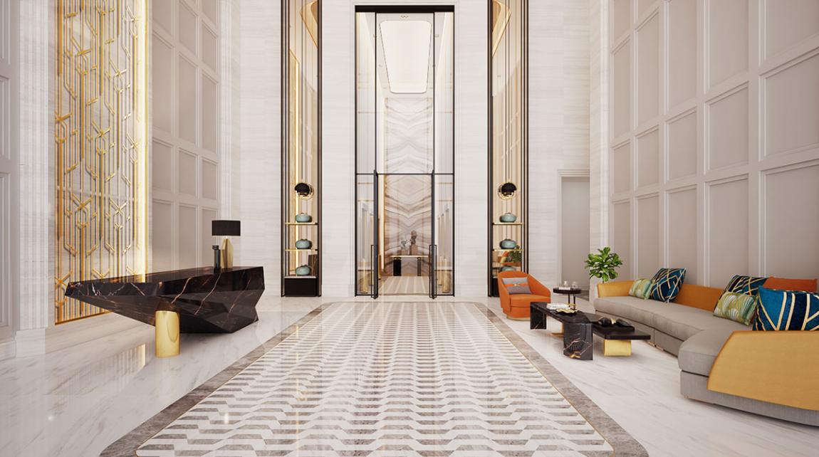 thiết kế căn hộ lavita thuận an 1
