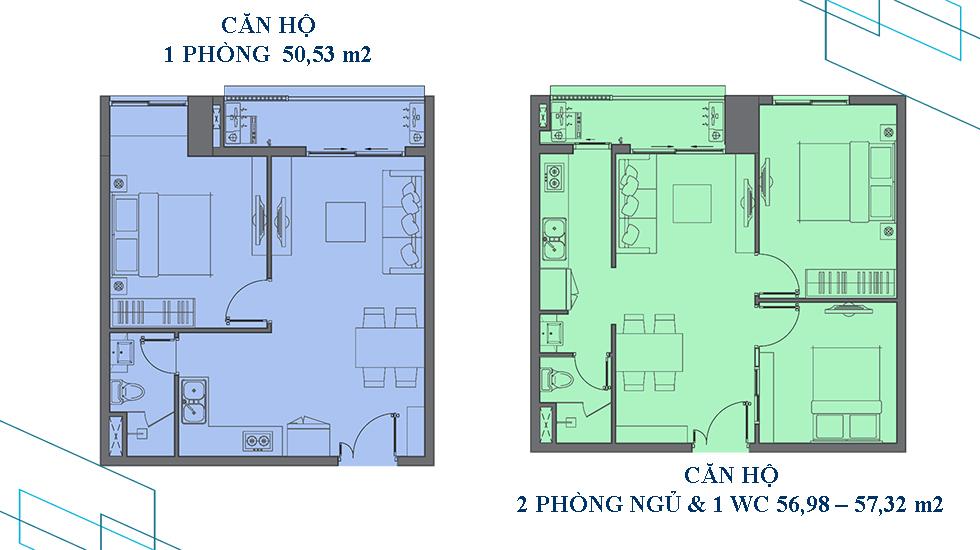 thiết kế chi tiết căn hộ q7 boulevard