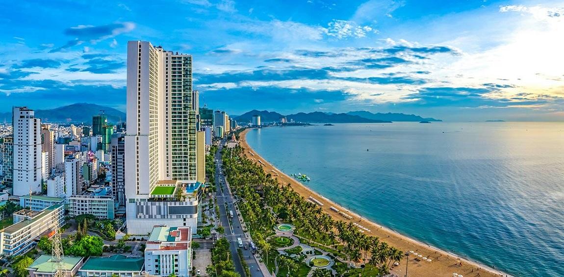 Biển Nha Trang - 1 trong 29 Vịnh đẹp nhất trên thế giới