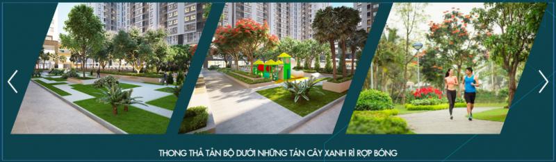 Tiện ích nội khu dự án Căn hộ Q7 Boulevard Hưng Thịnh