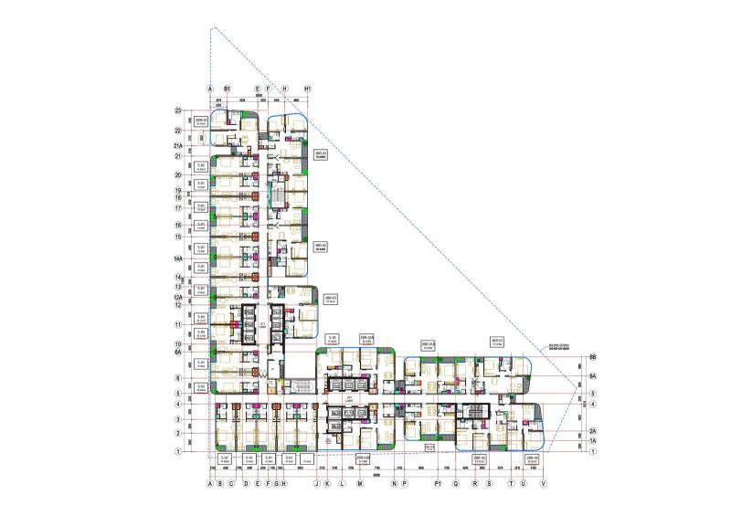thiết kế căn hộ condotel liberty quy nhơn