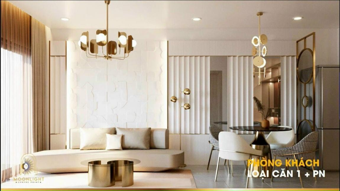 thiết kế căn hộ moonlight centre point 4