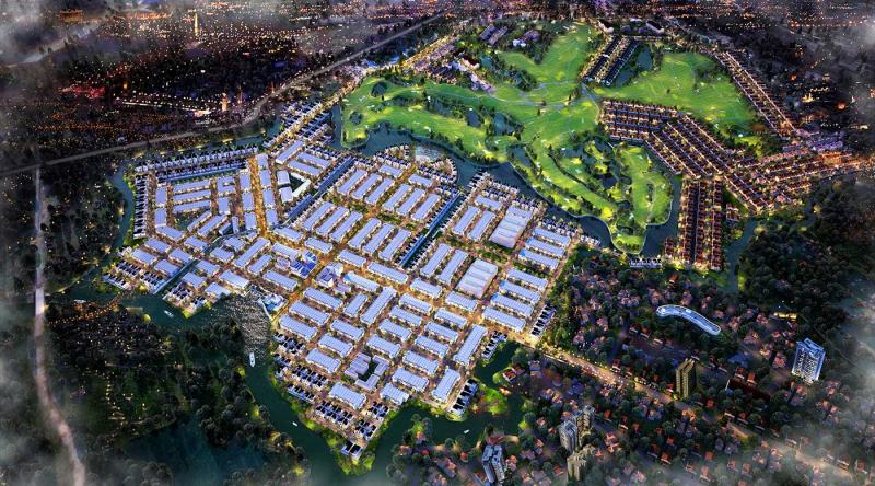 tổng quan dự án biên hoà new city