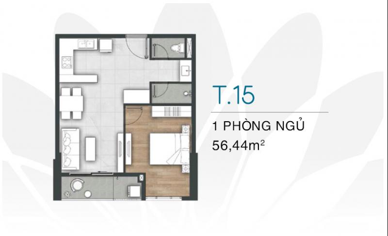 thiết kế căn hộ vũng tàu pearl hưng thịnh
