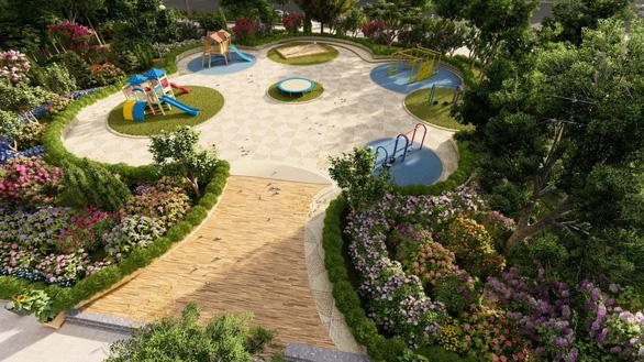cuộc sống xanh tại dự án saigon garden quận 9 hưng thịnh