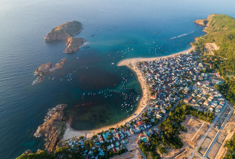 hình ảnh thành phố biển quy nhơn