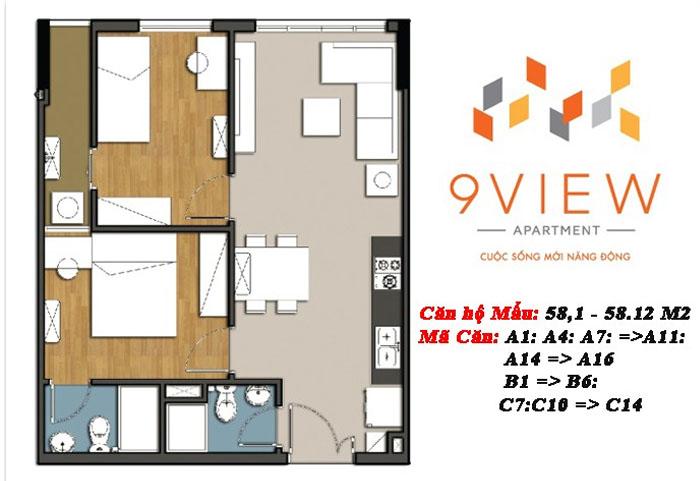 mẫu căn hộ 9 view 7