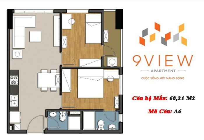 mẫu căn hộ 9 view 6