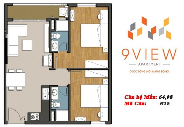 mẫu căn hộ 9 view 4