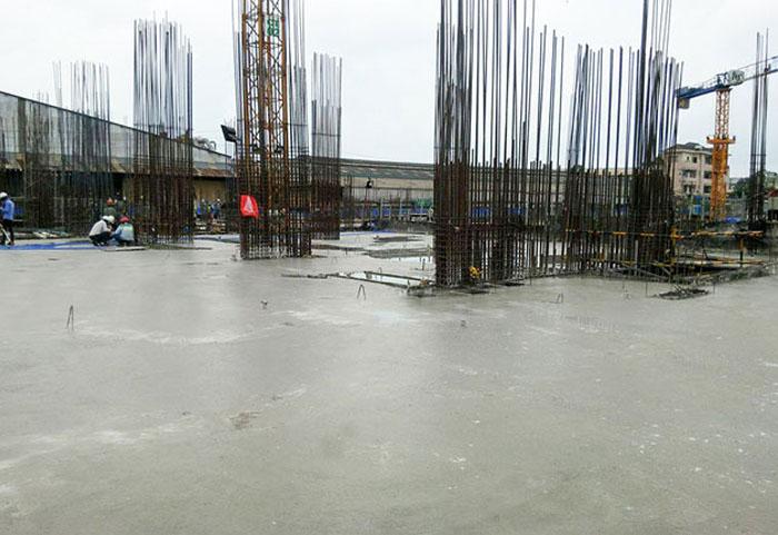 tiến độ xây dựng căn hộ 9 view 3