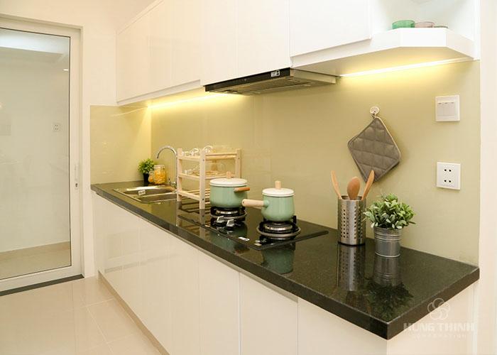 phòng bếp căn hộ moonlight boulevard