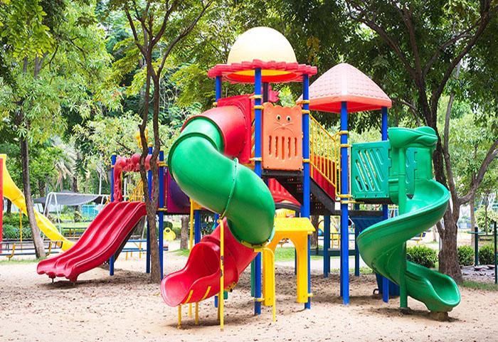công viên trẻ em căn hộ moonlight garden
