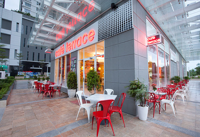 khu cafe căn hộ citizen trung sơn