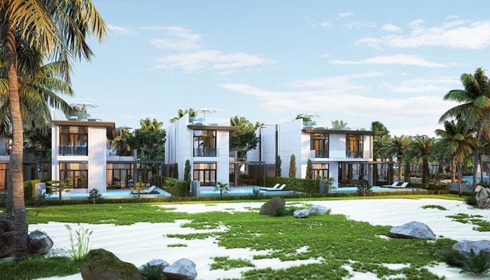 mẫu biệt thự mystery villas cam ranh