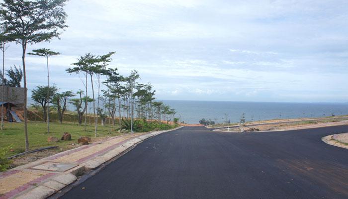 hình ảnh thực tế dự án sentosa villa 4