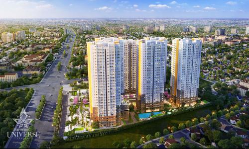 Bien Hoa Universe Complex -Vị trí vàng đắc địa trung tâm thành phố