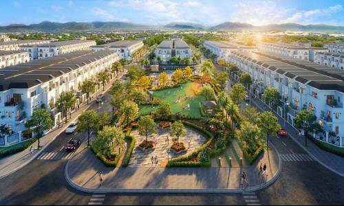 Phong cách sống tinh tế và tiện nghi tại dự án Golden Bay Cam Ranh