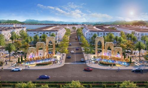 Thiết kế hiện đại và độc đáo tại dự án Golden Bay Hưng Thịnh