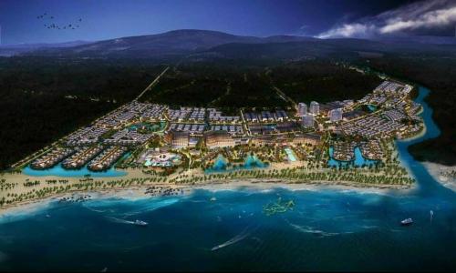 Vị trí đặc biệt của dự án Merry Land Hải Giang Hưng Thịnh