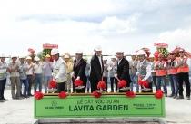 Hưng Thịnh cất nóc dự án căn hộ Lavita Garden 14/05/2017