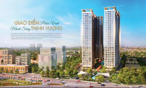 Khu căn hộ đẳng cấp, hiện đại và khác biệt Lavita Thuận An