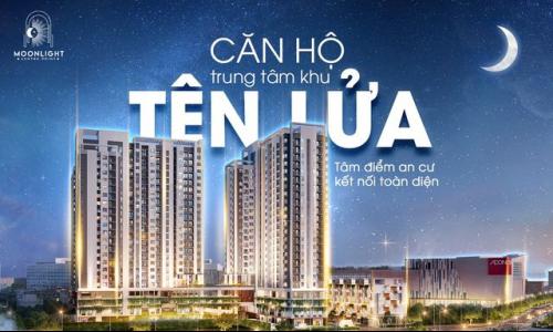 Giá mua bán chung cư Moonlight Centre Point Bình Tân cập nhật mới nhất