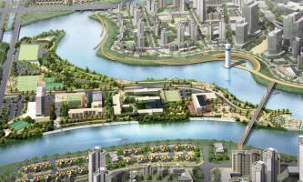 Chi tiết tầm cỡ quy mô dự án Zeitgeist Nhà Bè của tập đoàn GS E&C