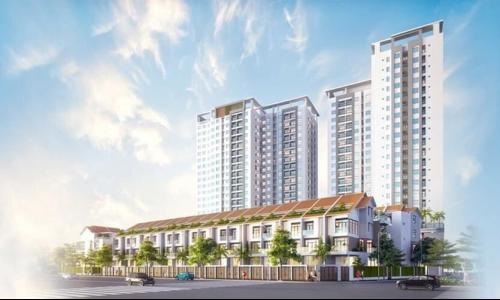 Richmond - dự án căn hộ đáng sống bậc nhất giữa lòng Quy Nhơn