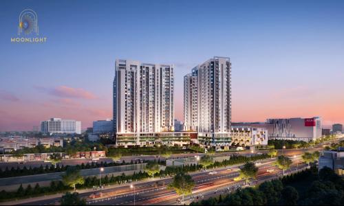 Thiết kế căn hộ Moonlight Centre Point Bình Tân có gì đặc biệt ?