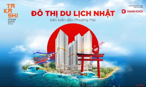 TAKASHI OCEAN SUITE - SỐNG CỰC CHẤT BÊN VỊNH QUY NHƠN