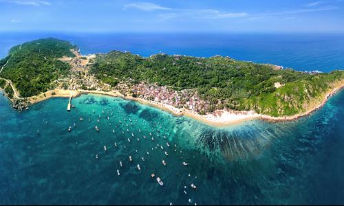 Tìm năng phát triển Du lịch biển thúc đẩy bất động sản nghỉ dưỡng Quy Nhơn