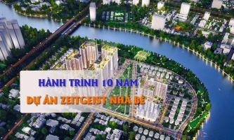 Hành trình 10 năm của dự án GS Metro City Nhà Bè hay còn gọi là Zeitgeist Nhà Bè